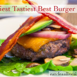 Juiciest Tastiest Best Bunless Burger Ever - www.eatcleanlivesimple.com