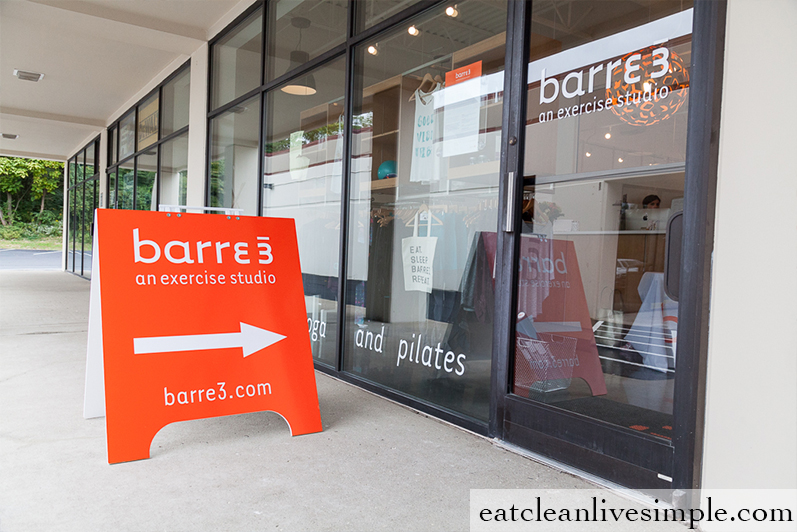 barre3 www.eatcleanlivesimple.com