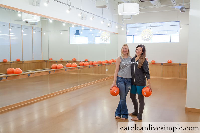 barre3 Opening www.eatcleanlivesimple.com