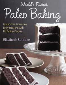 World's Easiest Paleo Baking Cover
